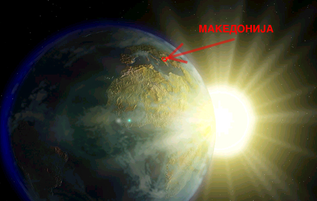 karta na makedonija. ~Repuplika vo makedonija